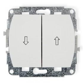 Mechanizm łącznika żaluzjowego Karlik TREND WP-8 biały