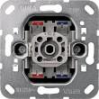 Łącznik kołyskowy wyłącznik 2-bieg. Urządzenie podtynk. 010200