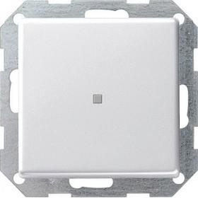 Przycisk kołyskowy przełącz. kontrolny Gira E22 biały 0120201