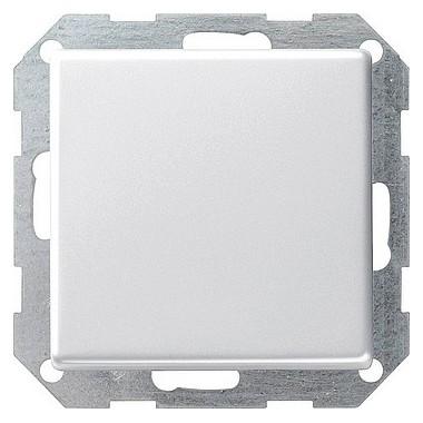 Łącznik przyciskowy Przełączn.krzyżowy Gira E22 biały 0123201