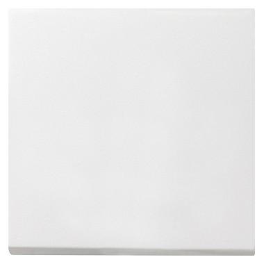Łącznik przyciskowy przełączalny Gira F100 biały 0126112