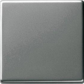 Łącznik przyciskowy Przełączn.krzyżowy Gira E22 naturalny stalowy 012720