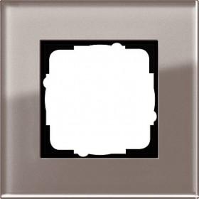 Ramka pojedyncza Gira Esprit Szkło umbra 0211122