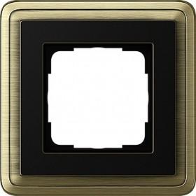 Ramka pojedyncza ClassiX brąz-czarny 0211622