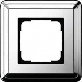 Ramka pojedyncza ClassiX chrom 0211641