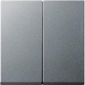 Klaw. wył. świeczn. + zestaw IP44 Standard 55, E2 kolor aluminiowy 026626