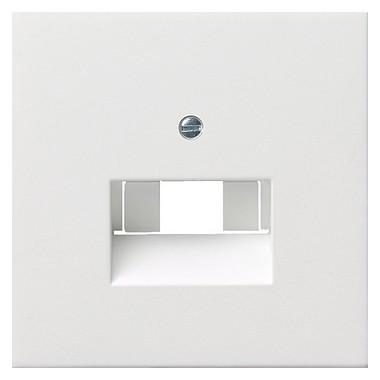 Osłona UAE/IAE/ISDN Gira F100 biały 0270112