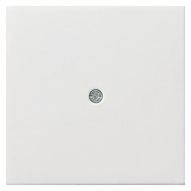 Osłona z przew.i p.rozg. Gira F100 biały 0274112