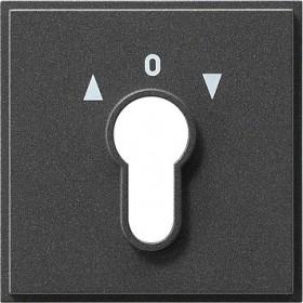 Osłona wył. na klucz Gira TX_44 (IP44) antracytowy 066467