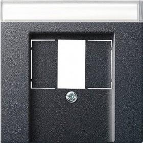 Osłona do UAE/IAE TAE+stereo+USB System 55 antracytowy 087628