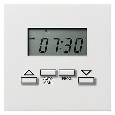 Zegar sterowniczy easy Gira F100 biały 1175112