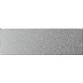 Osłona do przyc. podwójna/potrójna Gira TX_44 kolor aluminiowy 125565