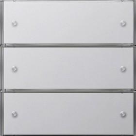 Przyc. wyw. potr. Unifon Gira F100 biały 1285112