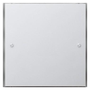 KNX Czuj przycisk 3 Bazowy pojedynczy Gira F100 biały 2021112