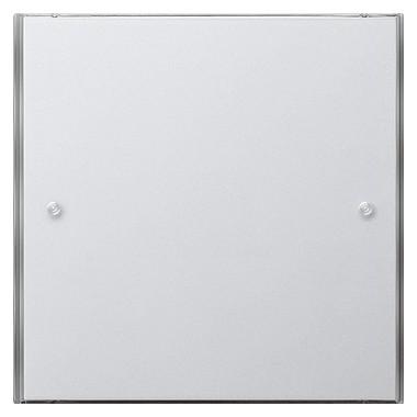 KNX Czuj przycisk 3 Komfort pojedynczy Gira F100 biały 2031112