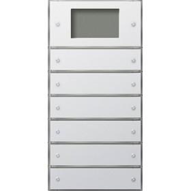 Czujn.przyc.3 Plus sześciokr. (2+4) Gira F100 biały 2046112