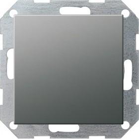 KNX Regulator obj. Gira E22 naturalny stalowy 210120