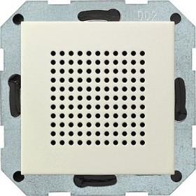 Głośnik Radio pt. System 55 kremowy 228201