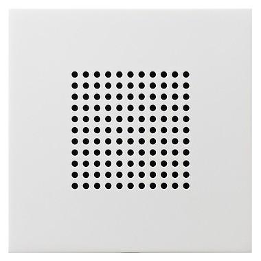 Głośnik Radio pt. Gira F100 biały 2282112