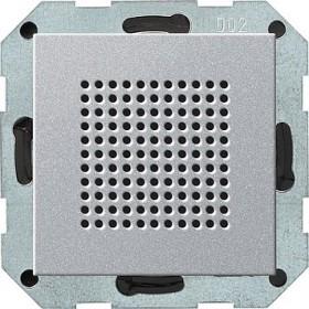 Głośnik Radio pt. System 55 kolor aluminiowy 228226