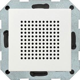 Głośnik Radio pt. System 55 biały matowy 228227