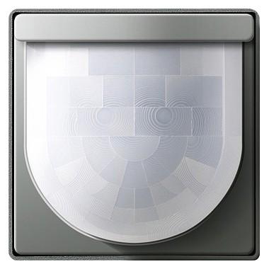 Przełącznik autom. 2 standardowy 2,20 m Gira E22 kolor nat. stalowy 230120
