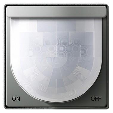 Przełącznik autom. 2 komfortowy 2,20 m Gira E22 kolor nat. stalowy 230220