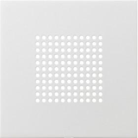 Osłona Głośnik Gira F100 biały 2483112