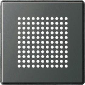 Osłona Głośnik Gira E22 naturalny stalowy 248320