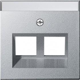 Osłona do UAE/IAE Mod. Jack 30° podw. System 55 kolor aluminiowy 264026