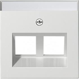 Osłona do UAE/IAE Mod. Jack 30° podw. System 55 biały matowy 264027