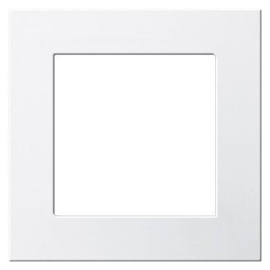 Ramka montażowa Gira F100 biały 2648112
