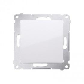 Łącznik jednobiegunowy (moduł) 10AX biały DW1.01/11
