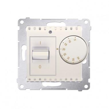 Regulator temperatury pomieszczenia SIMON 54 - kremowy DRT10W.02/41