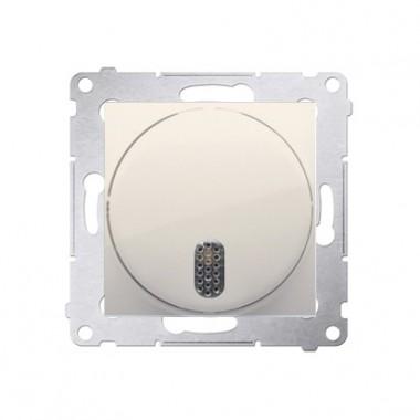 Dzwonek elektroniczny (moduł) 8–12 V~, krem DDT1.01/41