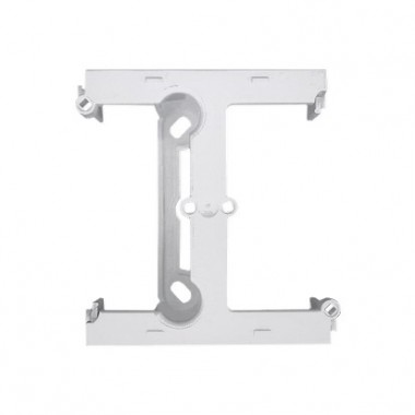 Puszka natynkowa modułowa SIMON 10 biała - składana CSH/11