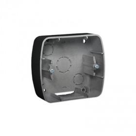 Puszka pojedyncza natynkowa IP20, aluminiowy APN1/26