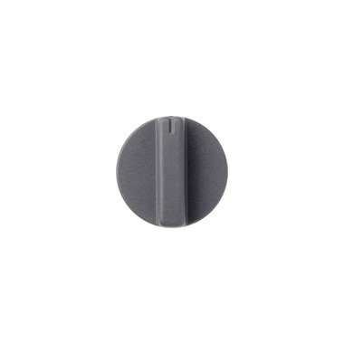 Pokrętło Gira E22 naturalny stalowy 146620