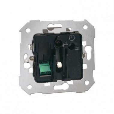 Łącznik hotelowy pojedynczy z podświetleniem i opóźnieniem wyłączenia od 0 s do 10 min.(mechanizm), 5A(A2 indukcyjny), 230 V~, ś