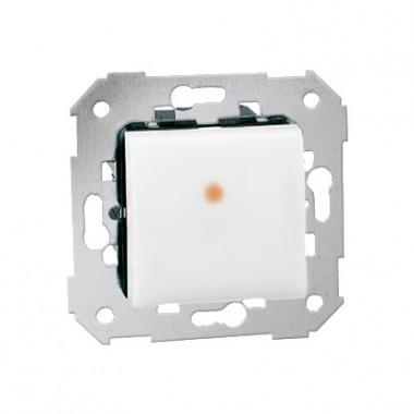 Przycisk zwierny z wyłącznikiem czasowym (mechanizm), 230V, Czas: 4sek - 10 min 75325-39