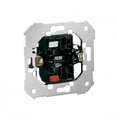Przycisk zwierny (mechanizm), 10A, 250V~, szybkozłącza 75150-39