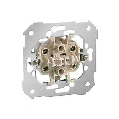 Łącznik dwubiegunowy (mechanizm), 16AX, 250V~, śrubowe 75133-39