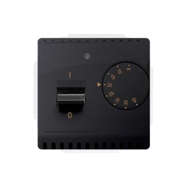 Regulator temperatury z czujnikiem wewnętrznym 230V~ grafit matowy BMRT10W.02/28