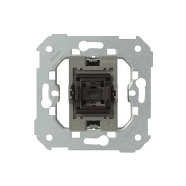 Przycisk zwierny (mechanizm), 10A, 250V~, 1 click 7700150-039