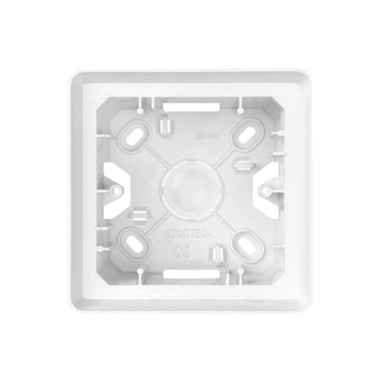 Puszka natynkowa 1-krotna, biały 8200750-030