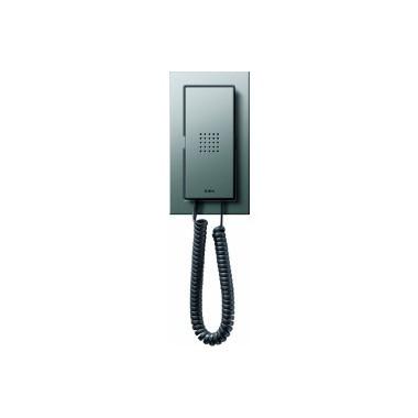 Słuchawka System Domofon Gira E22 naturalny stalowy 141820