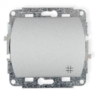 Mechanizm łącznika krzyżowego Karlik TREND 7WP-6 srebrny metalik